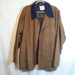 Abercrombie and Fitch large mens barn jacket